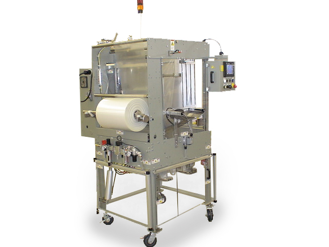 Vertical L Bar Sealer - 301 Pouch - Semi-Automatic Vertical Bagging Machines